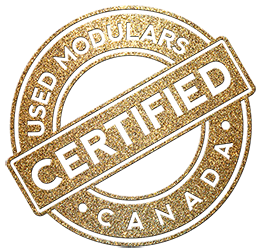 used modulars canada certification