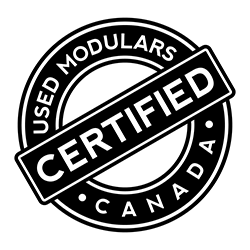 Used Modulars Canada Certified
